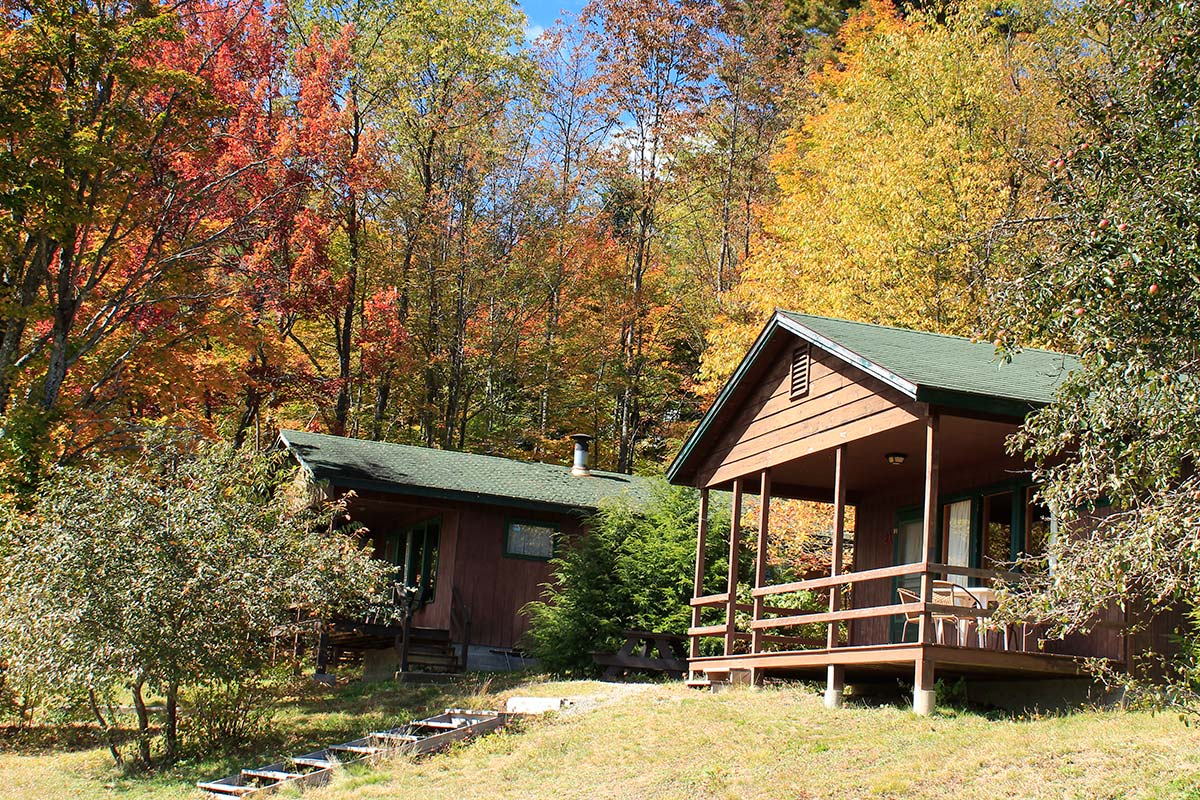 Irondequoit Cabins 2 and 3